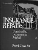 Insurance repair by Peter J. Crosa