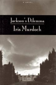 Cover of: Jackson's dilemma