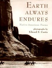 Cover of: Earth always endures
