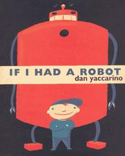 Cover of: If I Had a Robot