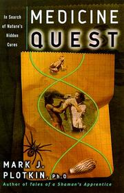 Cover of: Medicine quest