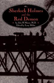 Cover of: Sherlock Holmes and the Red Demon