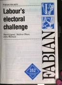Cover of: Labour's electoral challenge