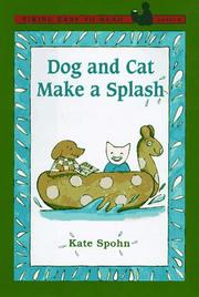Cover of: Dog and Cat make a splash