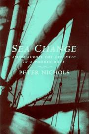 Cover of: Sea change: alone across the Atlantic in a wooden boat