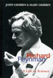 Cover of: Richard Feynman