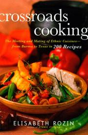 Cover of: Crossroads Cooking