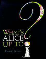 Cover of: What's Alice Up to