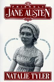 Cover of: The friendly Jane Austen