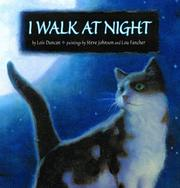 Cover of: I Walk at Night