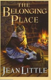 Cover of: The belonging place