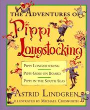 Cover of: The adventures of Pippi Longstocking