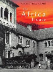 Cover of: The Africa House | Christina Lamb