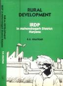 Cover of: Rural development