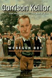 Cover of: Wobegon boy
