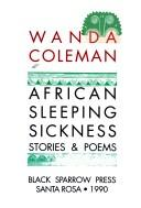 Cover of: African sleeping sickness