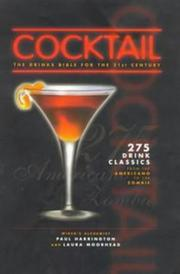 Cover of: Cocktail