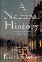 Cover of: A natural history | Keith Oatley