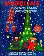 Cover of: Madeline's Christmas Activity Book