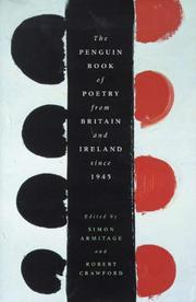 Cover of: Penguin Book of Poetry