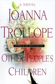Cover of: Other people's children