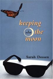 Cover of: Keeping the moon