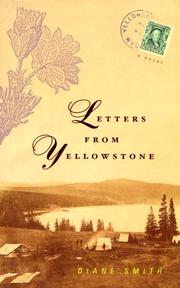 Cover of: Letters from Yellowstone