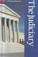 Cover of: The judiciary