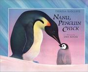 Cover of: Nanu, Penguin Chick
