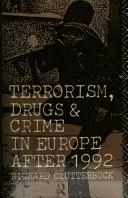 Cover of: Terrorism, drugs, and crime in Europe