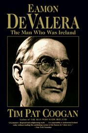 Cover of: Eamon De Valera | Tim Pat Coogan