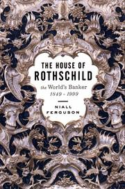 Cover of: House of Rothschild, The vol 2