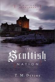 Cover of: The Scottish nation