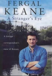 Cover of: A stranger's eye