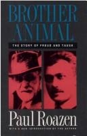 Brother animal by Paul Roazen