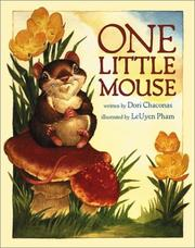 Cover of: One little mouse