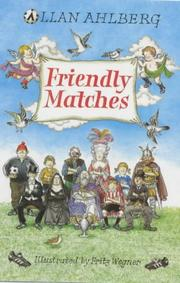 Cover of: Friendly Matches (Viking Children's Poetry)