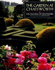 Cover of: The Garden at Chatsworth