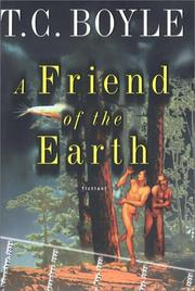 Cover of: A friend of the earth