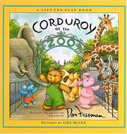 Cover of: Corduroy at the zoo