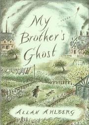 Cover of: My brother's ghost