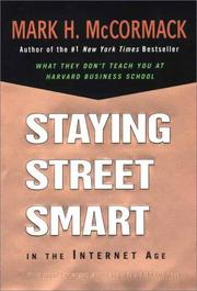 Cover of: Staying Street Smart in the Internet Age