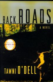 Cover of: Back Roads | Tawni O'Dell