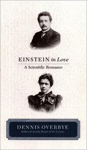 Cover of: Einstein in Love