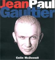Cover of: Jean-Paul Gautier