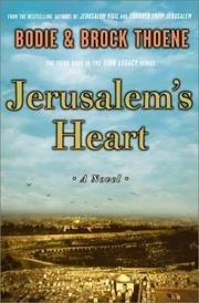 Cover of: Jerusalem's heart