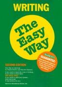 Cover of: Writing the easy way