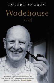 Cover of: Wodehouse: A Life