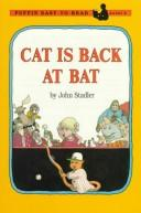 Cover of: Cat is back at bat