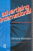 Cover of: Advertising international